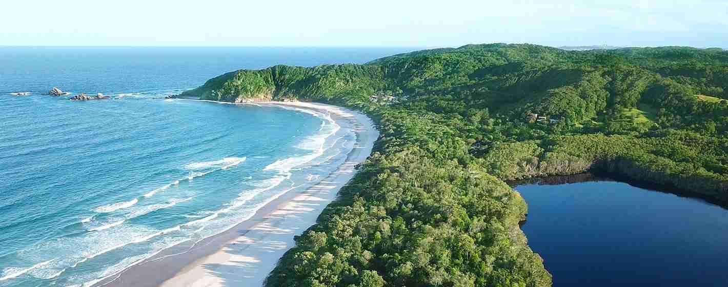 Byron Beachfront Luxury Holiday