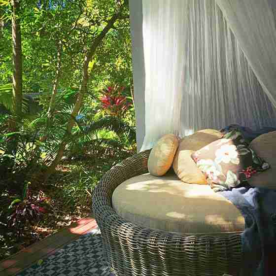 luxury byron bay beachfront accommodationBeachfront private retreat