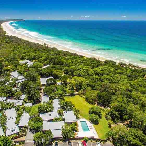 luxury holiday homes byron bayByron Beach Retreats