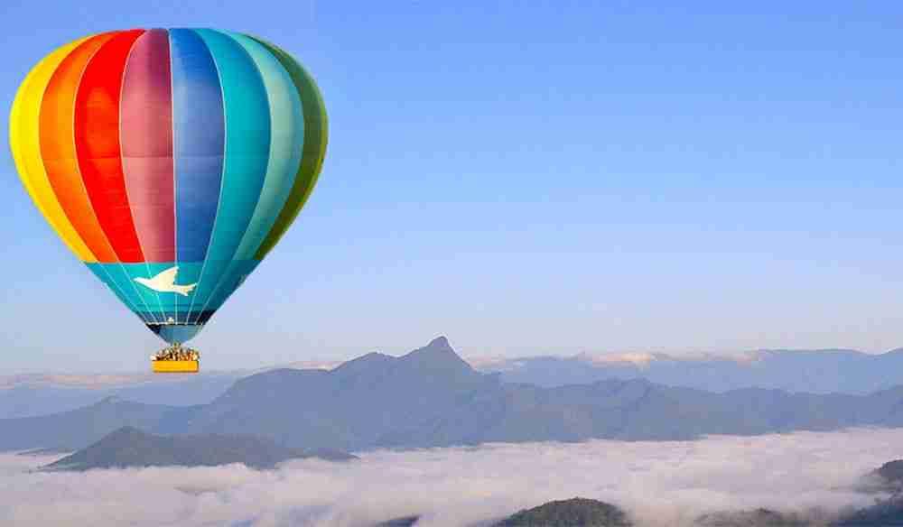 Mountains Byron Bay Ballooning