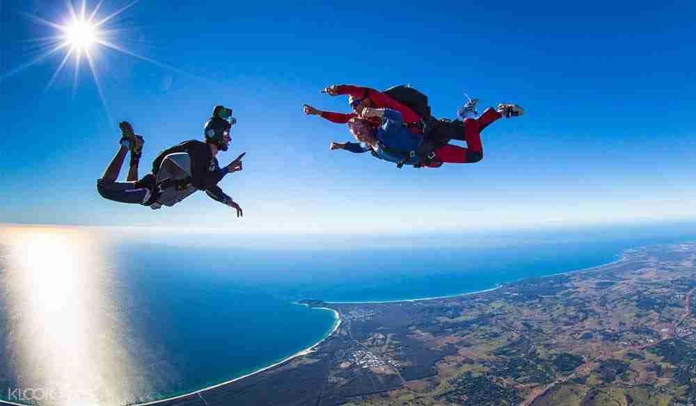 Skydive Australia - Byron Bay